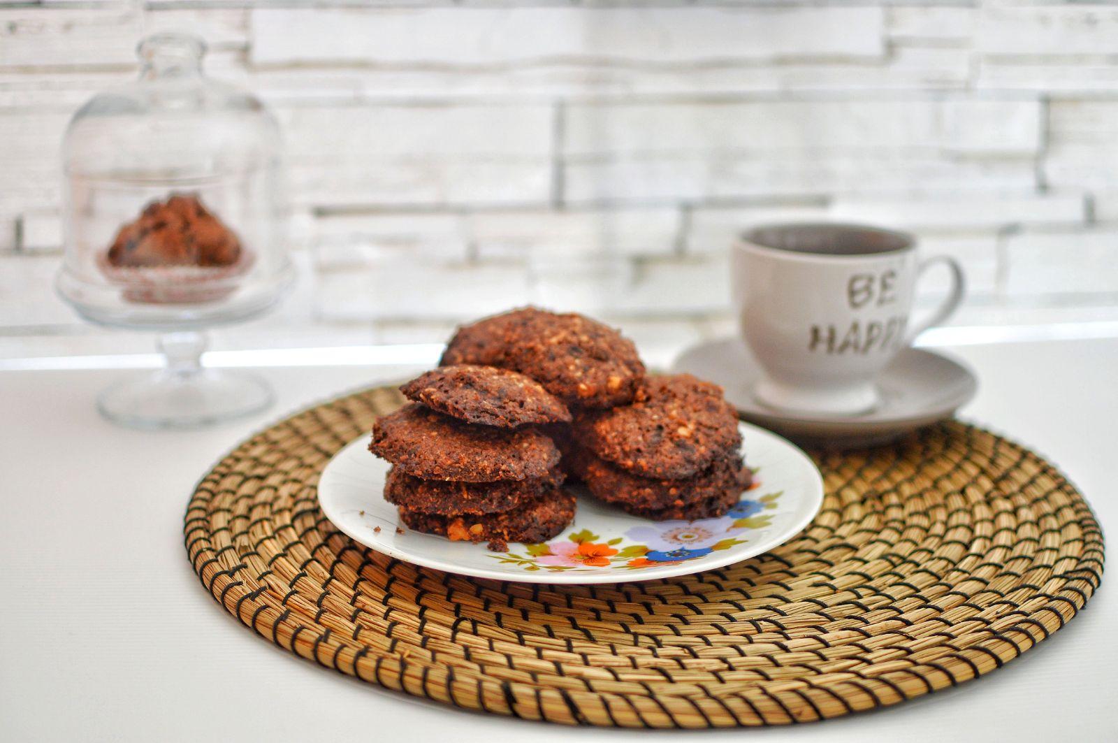 biscotti vegan cioccolato
