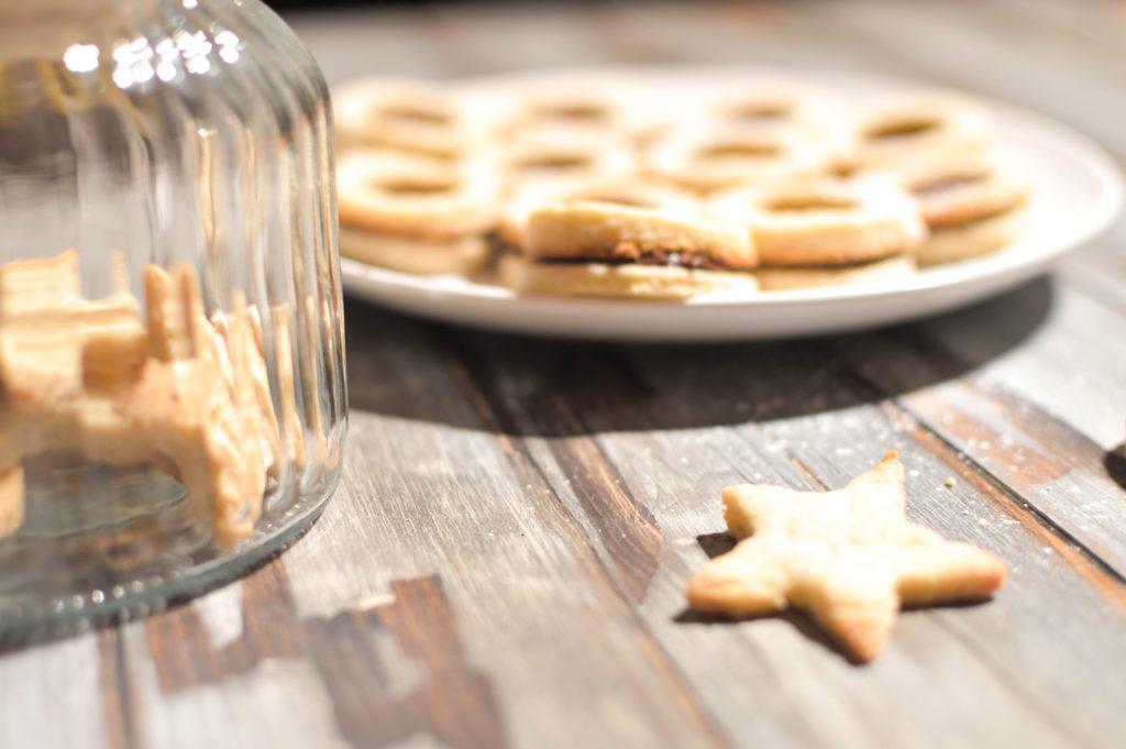 biscotti vegan di natale