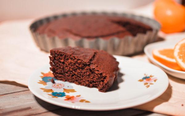 torta arance e cacao