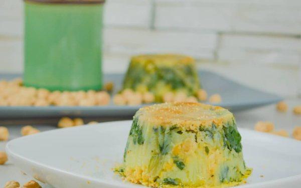 tortino di patate vegan