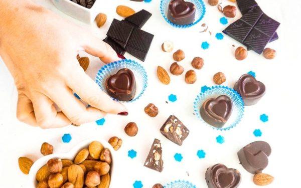 ricetta cioccolatini fondenti