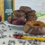 Donuts vegan al forno