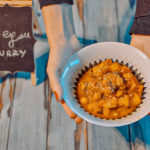 Vegan curry alla curcuma