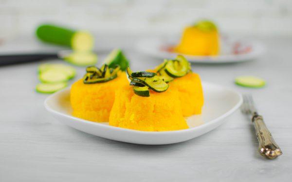 tortino polenta