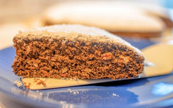 torta alle mandorle senza glutine