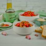 peperoni con la mollica