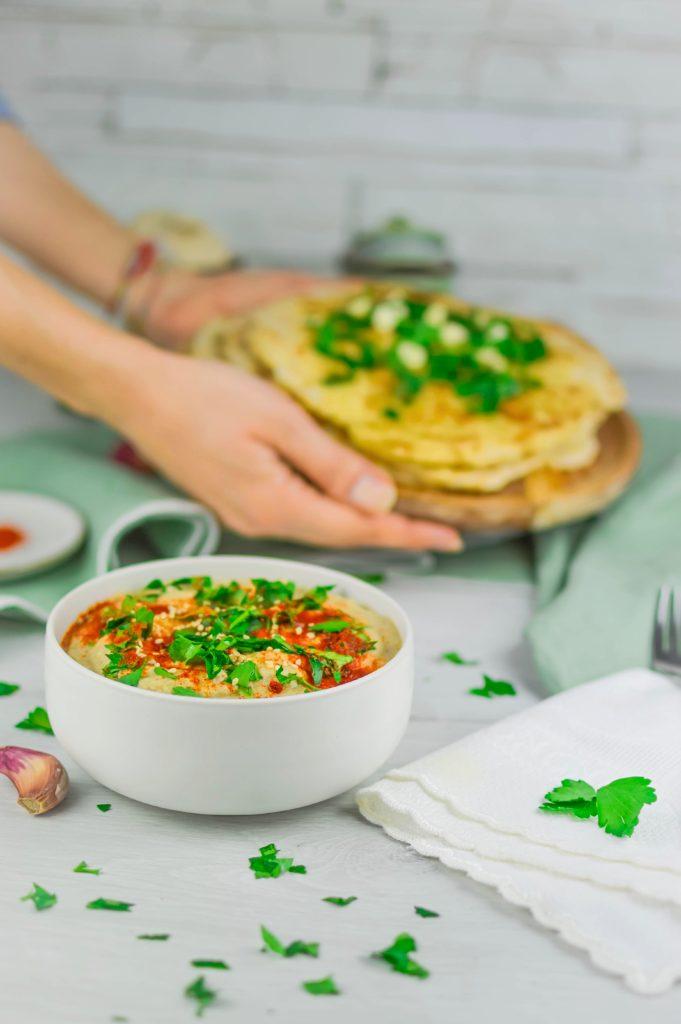 ricetta pane indiano