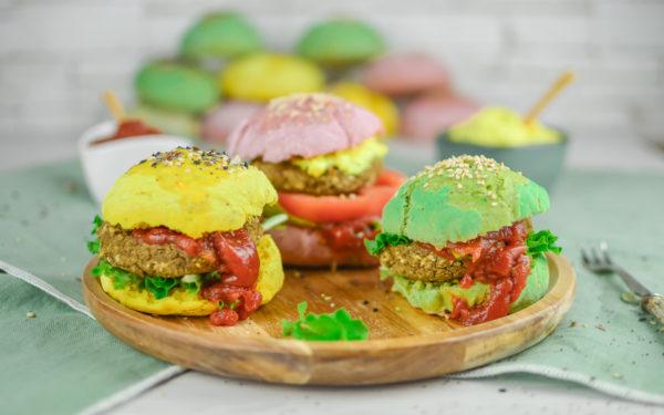 panini vegan colorati