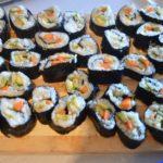 Come fare il Sushi Vegano