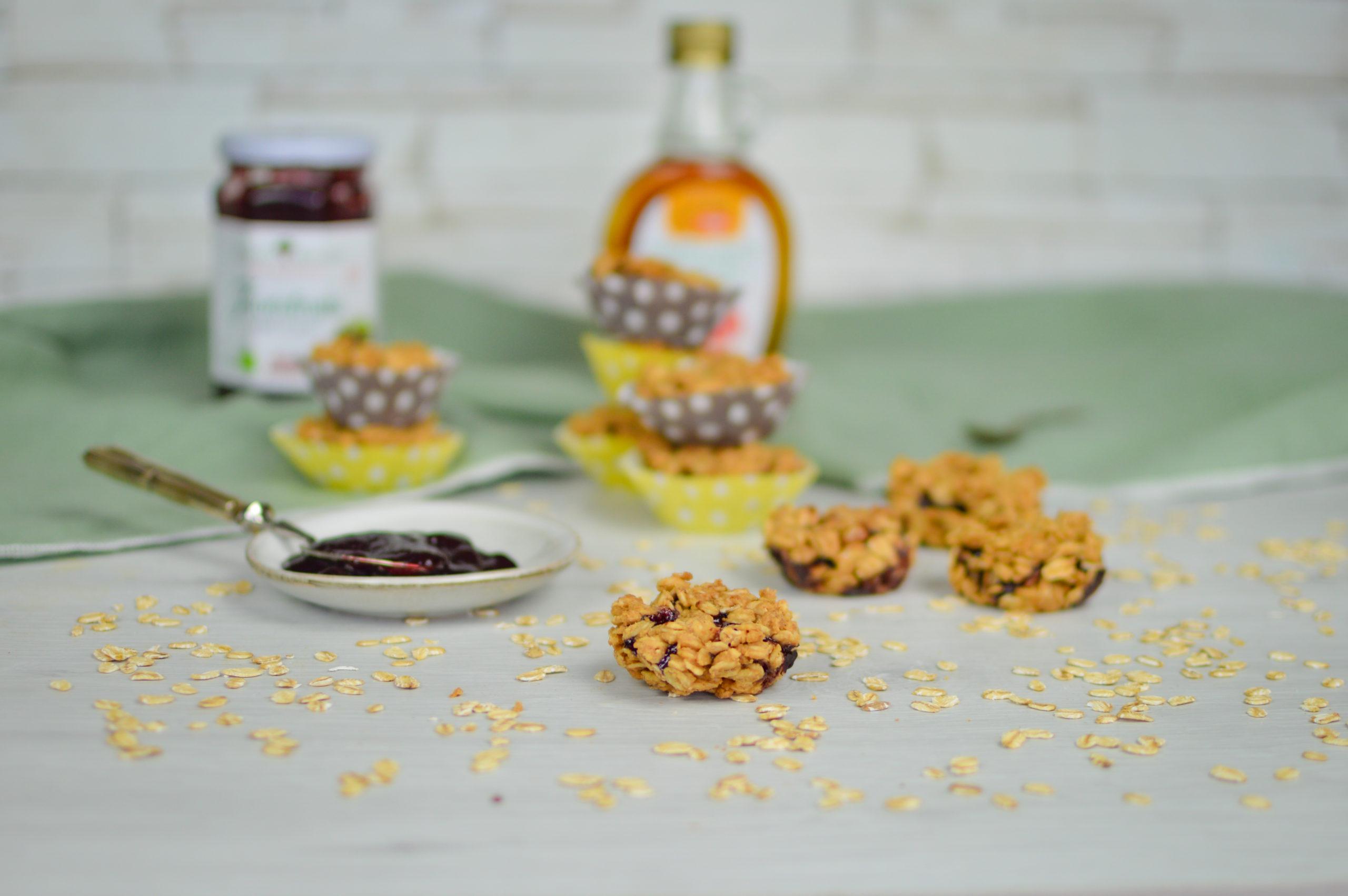 mini muffin d'avena